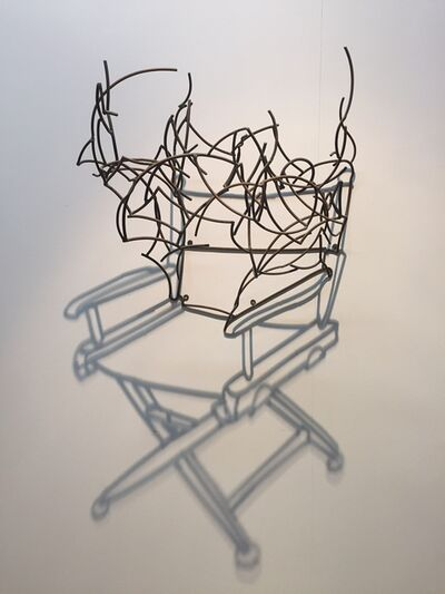 Larry Kagan, 'Director's Chair', 2017