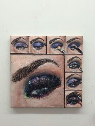 Gina Beavers, 'Prime Shade Line', 2014
