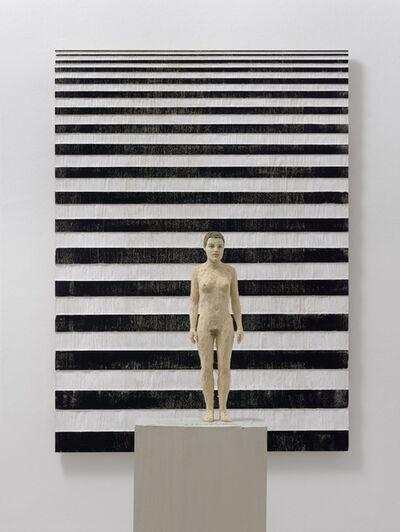 Stephan Balkenhol, 'Weiblicher Akt', 2018