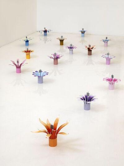 Mathelda Balatresi, 'Mine in fiore', 2013