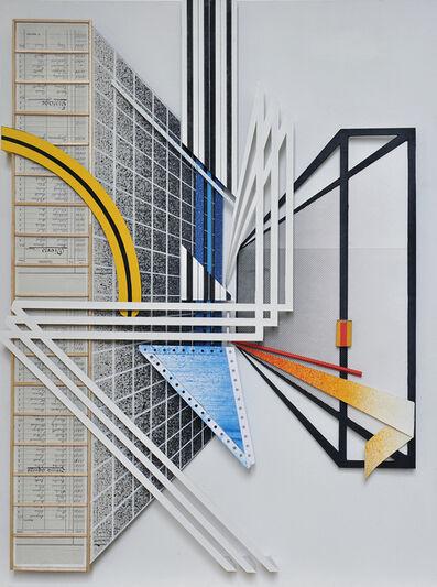 Gilbert1, 'Assemblage #1', 2019
