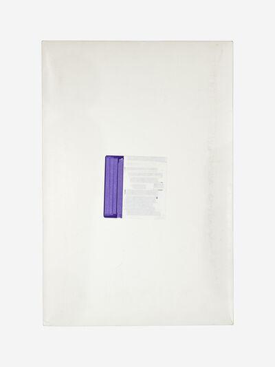 Andy Mattern, 'Standard Size #8192', 2014