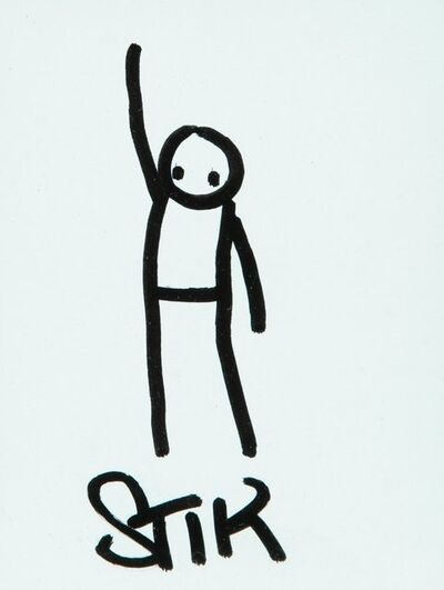 Stik, 'Untitled', 2014