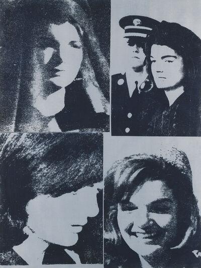 Andy Warhol, 'Jacqueline Kennedy III, Jackie III', 1966