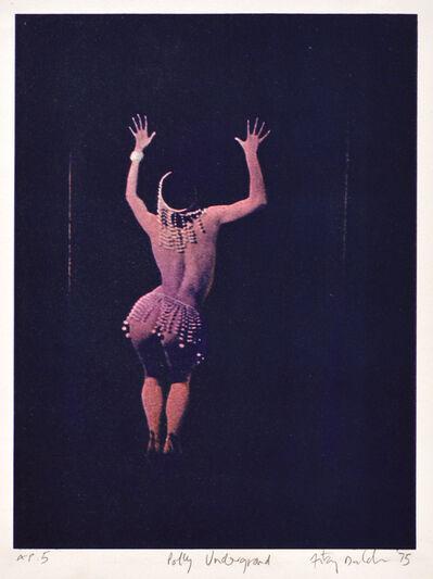 Antony Donaldson, 'Polly Underground', 1975