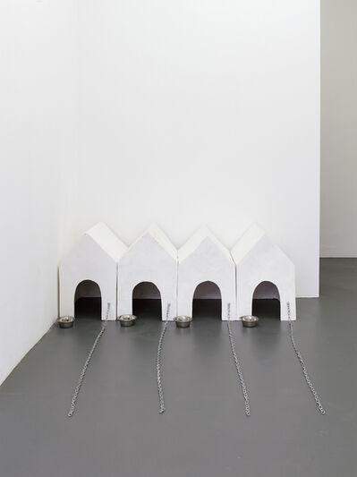 Inge Mahn, 'Hundehütten (Dog Houses)', 1976