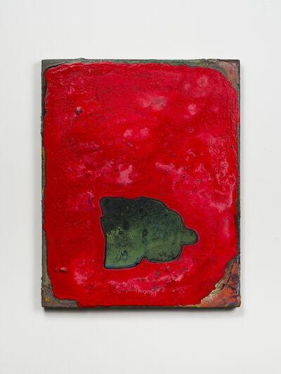 Adam Lovitz, 'Green in the face', 2017