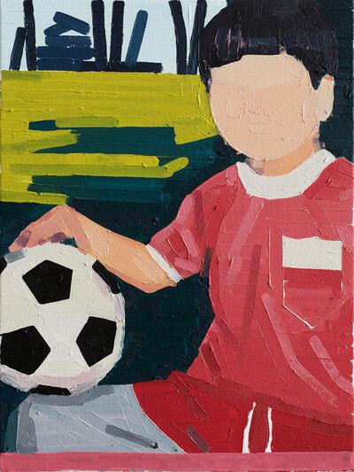 Guy Yanai, 'Framingham United Soccer Club', 2018