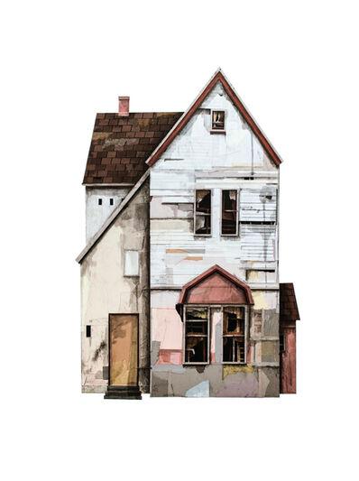 Seth Clark, 'House Portrait IV', 2016
