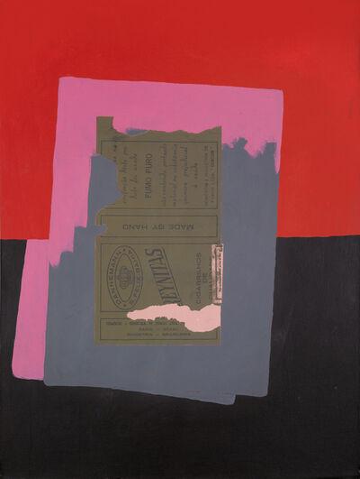 Robert Motherwell, 'Brasileira', 1975