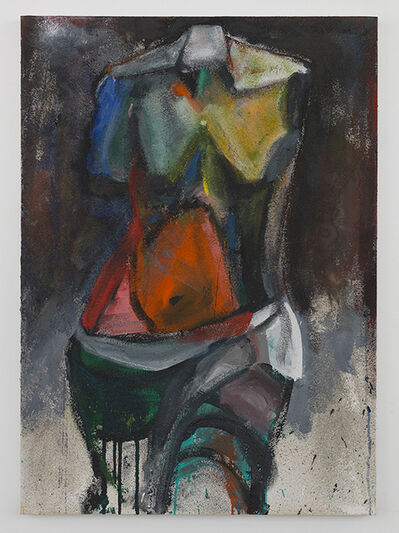 Jim Dine, 'Nins's song # 5', 2013