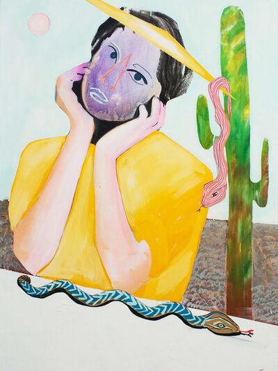 Erin Armstrong, 'Slide', 2019