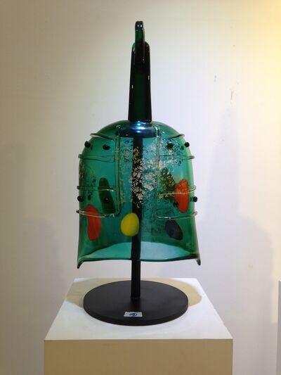 Shan Shan Sheng, 'Ancient Music Bronze Bell'