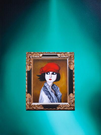 Nora See, 'Le Fantasme (after Kees van Dongen)', 2016