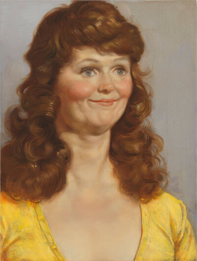 John Currin, 'Crystal's Friend', 2011