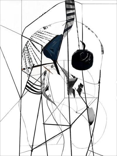 Yamini Nayar, 'Wing-Bone', 2018