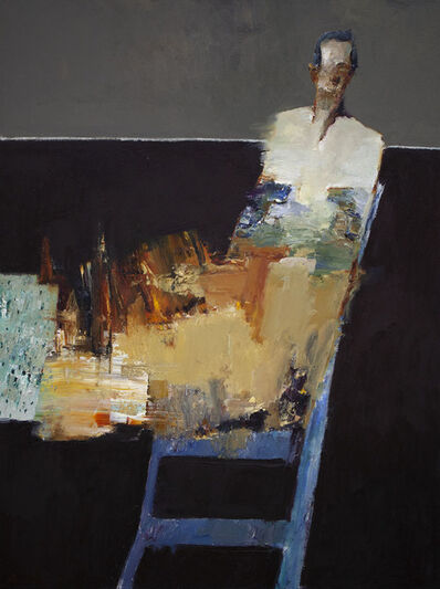 Danny McCaw, 'Figure on Chair', 2020