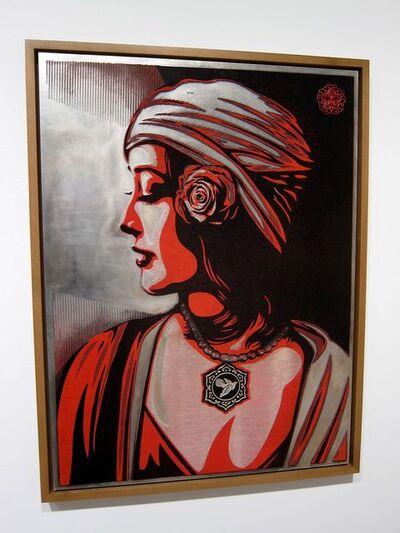 Shepard Fairey, 'Harmony (Plate)', 2012