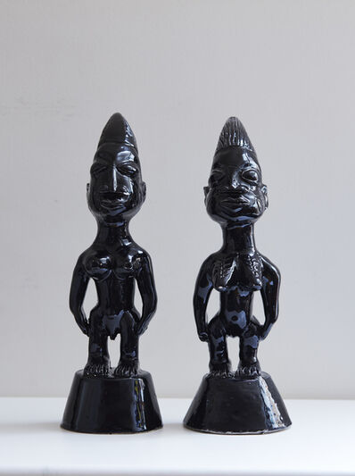 Dimitri Fagbohoun, 'B Ibeji's, Série Microcosmos II', 2018