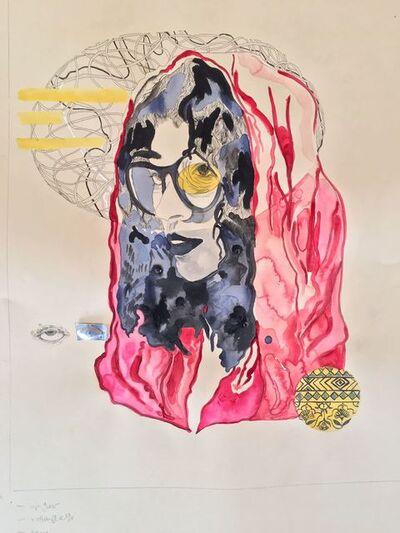 Alka Dass, 'Anger ', 2019
