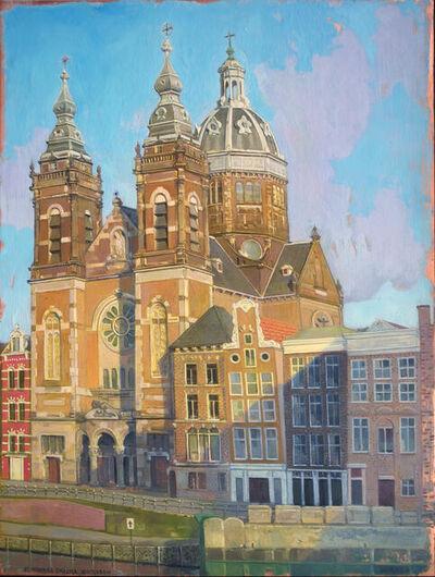 Benjamin J. Shamback, 'St. Nicolas Basilica, Amsterdam', 2021