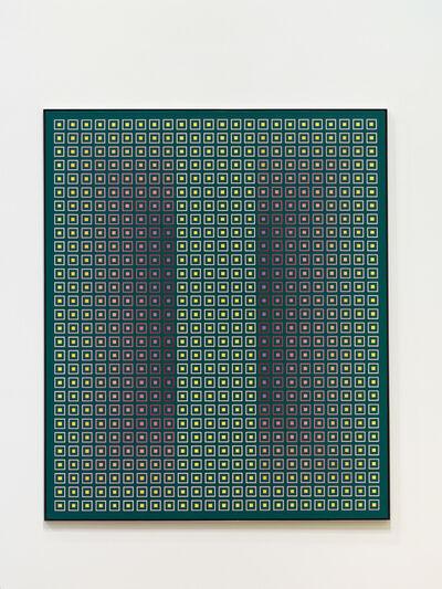 Julian Stanczak, 'Central Pass', 1983