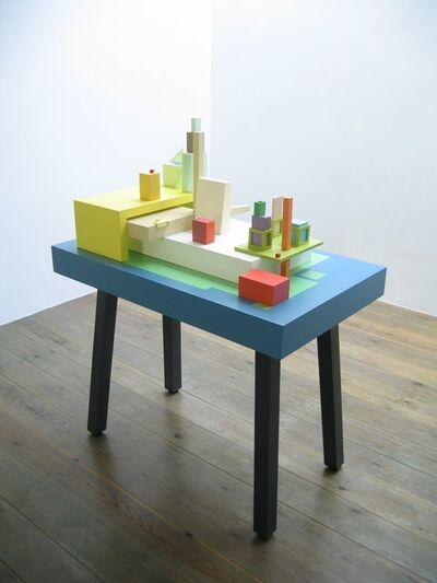 Krijn De Koning, 'Modular for Building', 2009