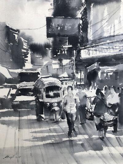 Attasit Pokpong, 'Bangkok Streets III', 2005