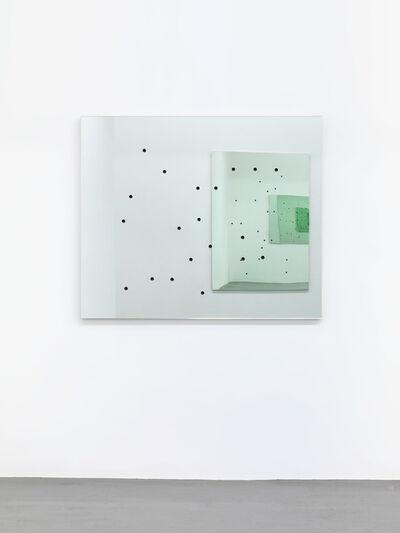 Alberto Garutti, 'Interno con natura morta', 2015
