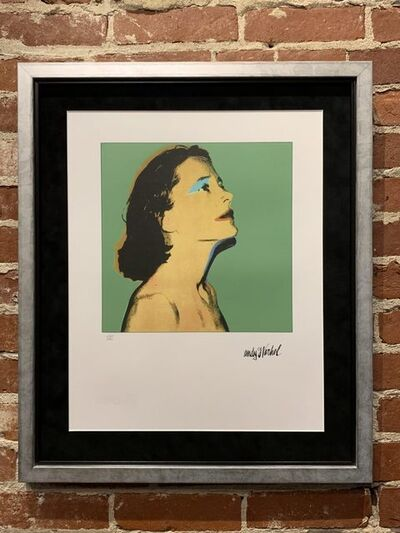 Andy Warhol, 'Carol Coleman', 1986
