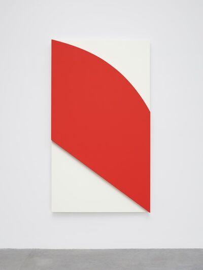 Ellsworth Kelly, 'Red-Orange-Relief', 2009