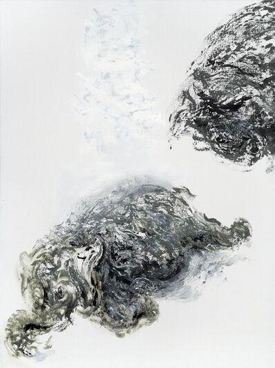 Maggi Hambling, 'Baby elephant abandonded', 2019