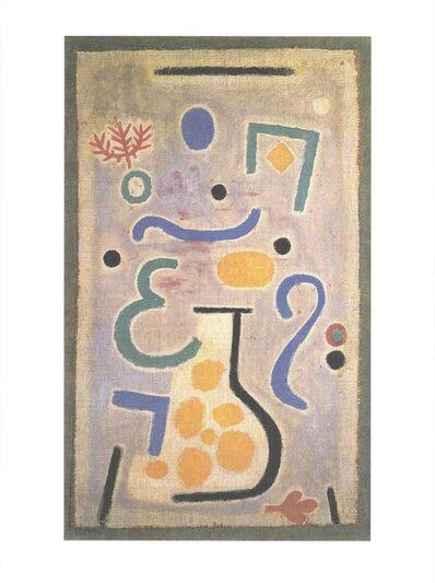 Paul Klee, 'The Vase', 2018