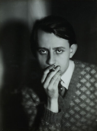 Germaine Krull, 'André Malraux', 1930