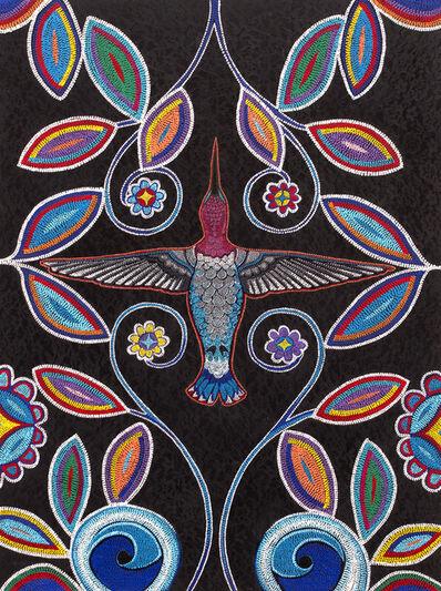 Starr Hardridge, 'Southeastern Hummingbird', 2019