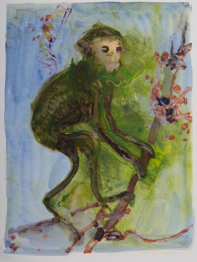 Robert Andrew Parker, 'Monkey', ca. 2010