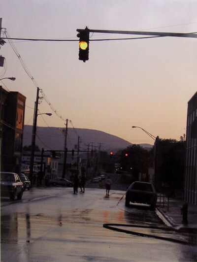 Gregory Crewdson, 'Production Still (Merchant's Row)', 2003