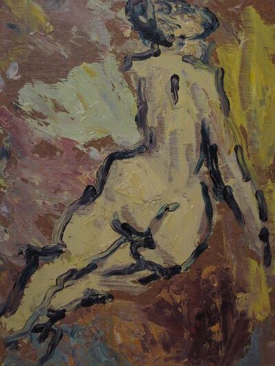 Aron Froimovich Bukh, 'Nude', 1998