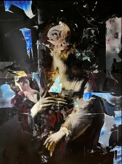 Florian Eymann, 'Portrait After Guido Reni', 2019