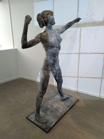 Jose Cobo, 'Backstage (figure I)', 2018