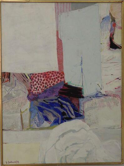 Gabriel Godard, 'Laveuse', 1971