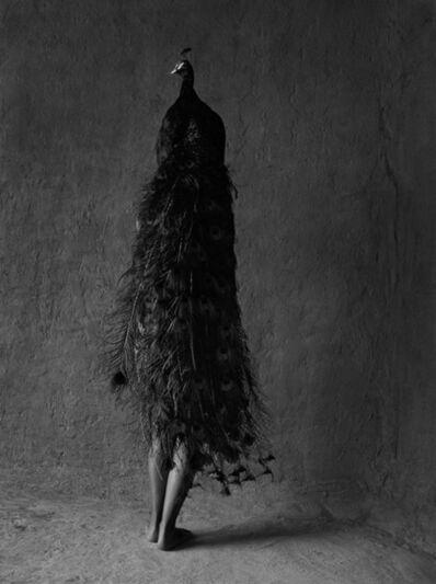 Flor Garduño, 'La Pavorreal', 1999