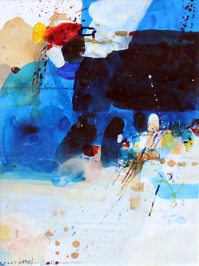 Mohammad Al Ameri, 'Dark Blue', 2020
