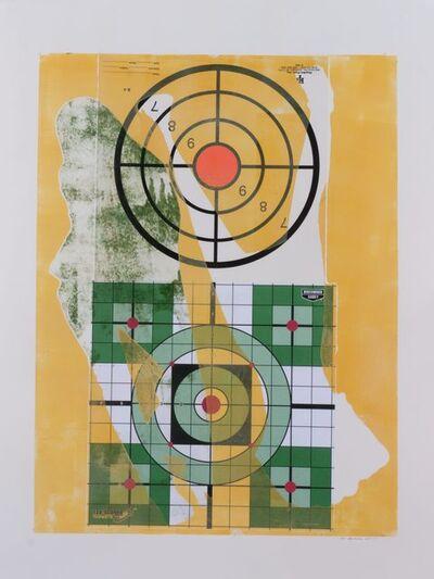 Margaret Roleke, 'Gameboard Target ', 2015