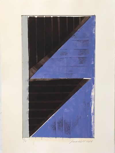 Jennifer Marshall, 'Interiors 3', 2014