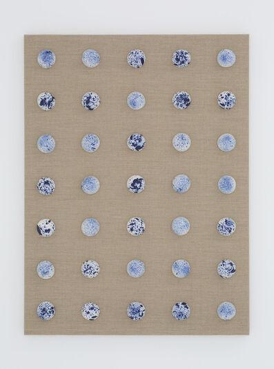 Fay Ray, 'Cobalt Grid', 2015