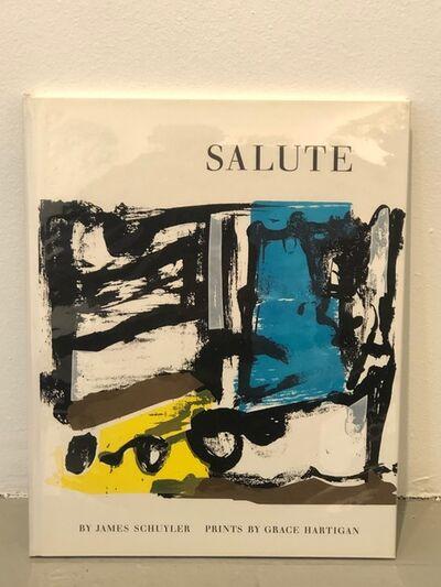 Grace Hartigan, 'Salute', 1960