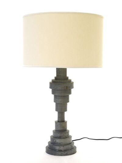 Unknown, 'Machine Age Lamp', ca. 1930s