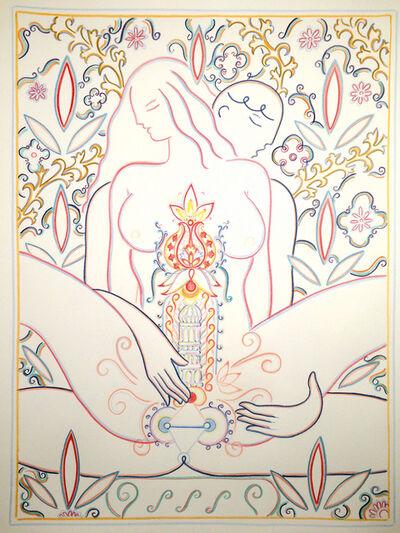 ALPHACHANNELING, 'Harmonic Awakening of the Living Temple - Golden Vibration', 2016