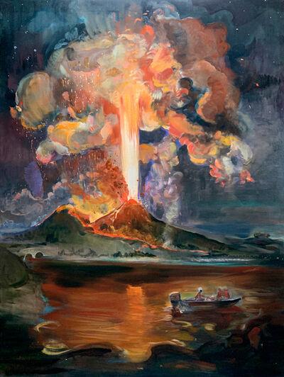 Guy Slabbinck, 'Vesuvio', 2020